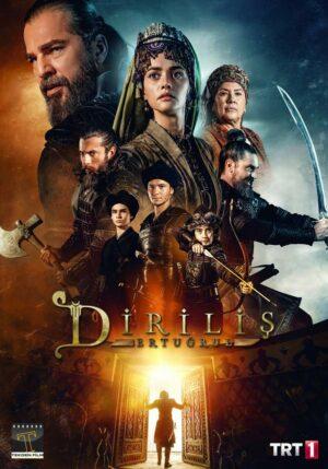 serie turque Dirilis Ertugrul sur Netflix