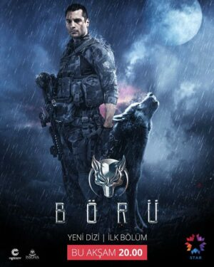 serie turque boru sur netflix the wolf
