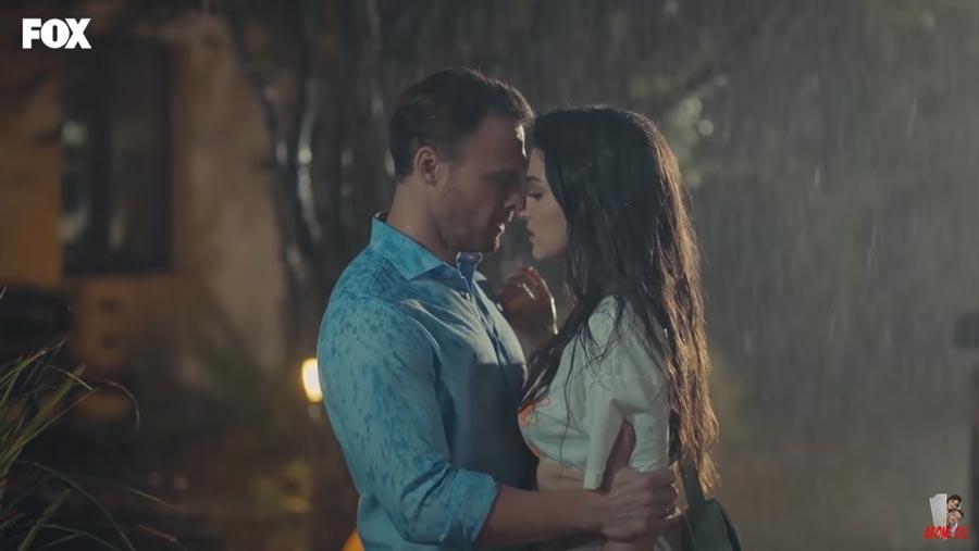 eda et serkan dans lepisode 9 de sne cal kapimi love is in the air