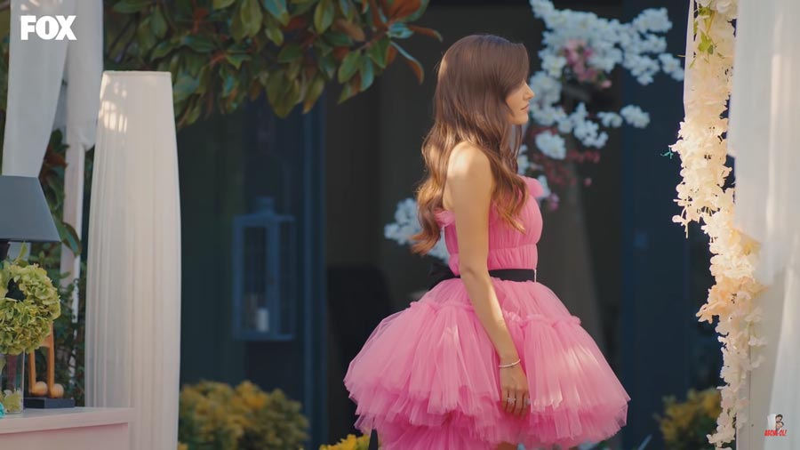 eda en robe rose episode 10 sen cal kapimi