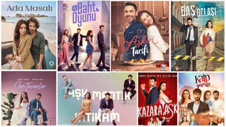 Les 10 nouvelles séries turques de l'été 2021