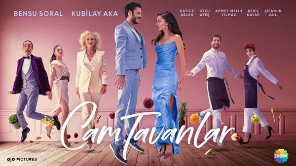cam tavanlar comedie romantique turque 2021