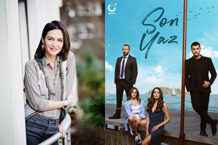 birce akalay rejoint la saison 2 de la serie Son Yaz