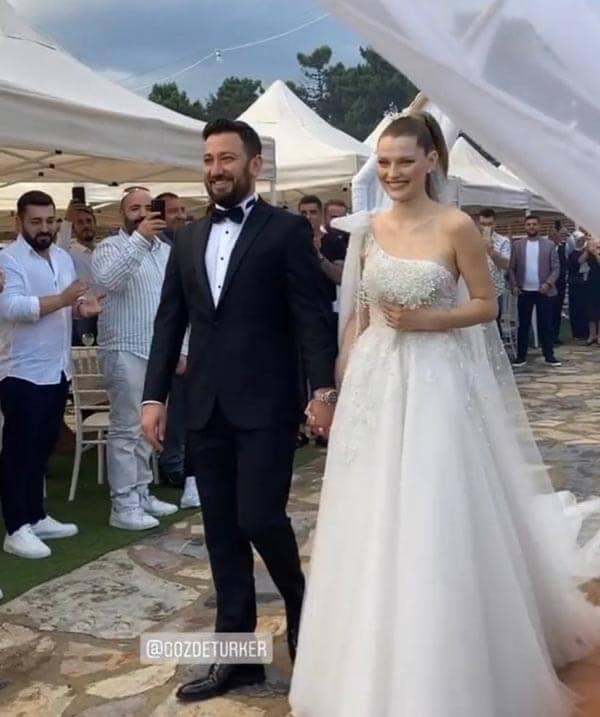 harika mariage de gozde turker